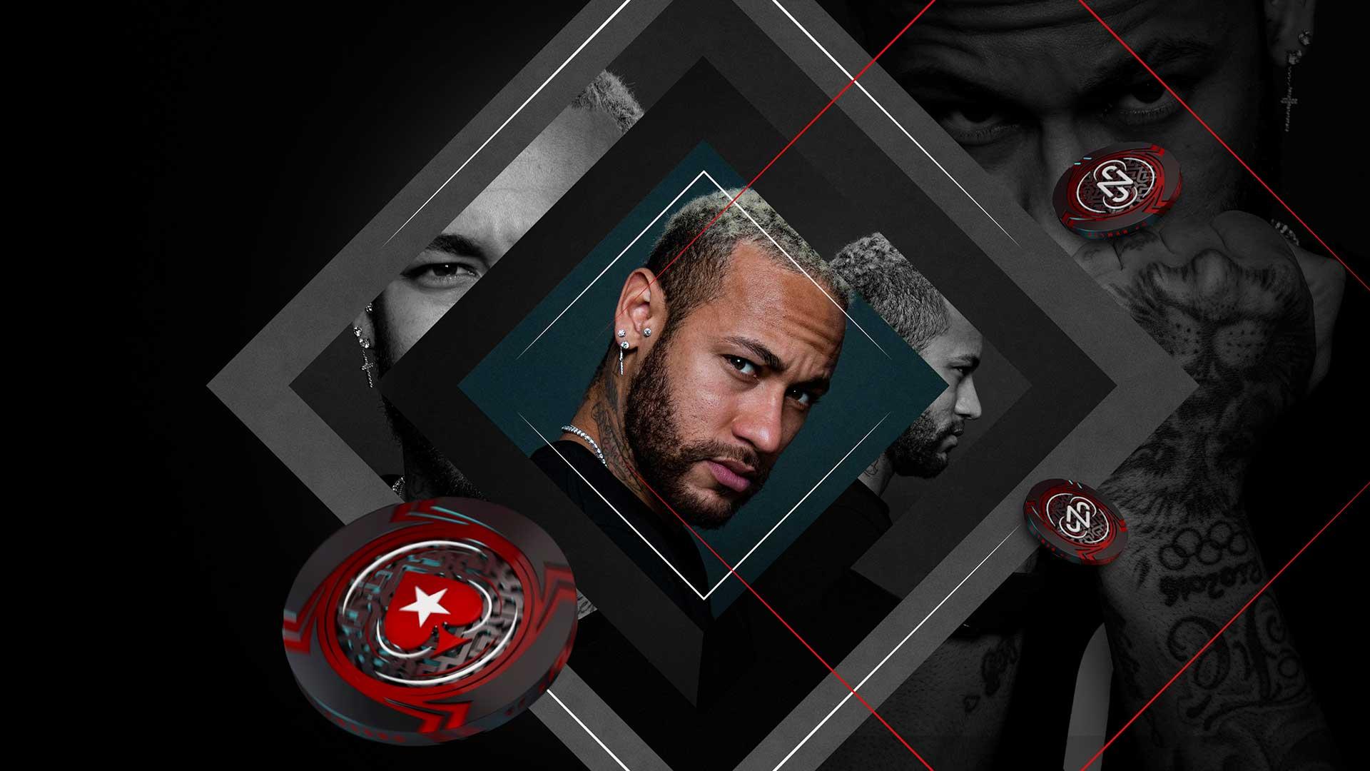 Poker Stars x Neymar